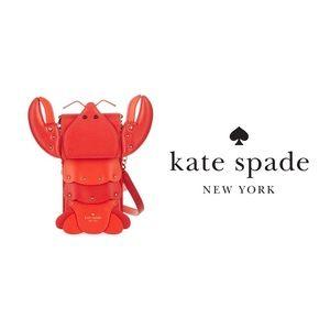 Kate Spade lobster bag
